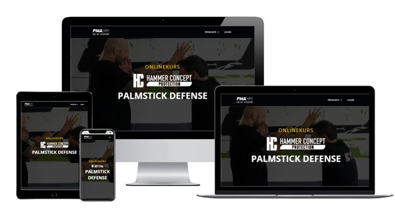 Hammer Concept Palmstick Defense Onlinekurs