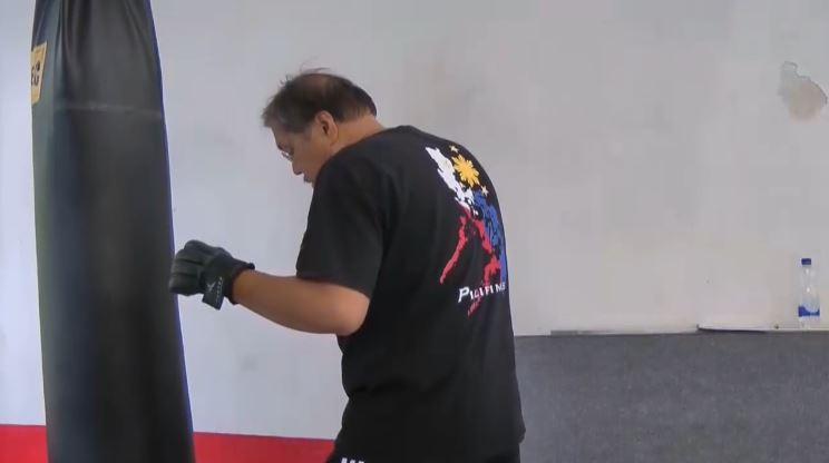 Grandmaster Rene Latosas Filipino Boxing
