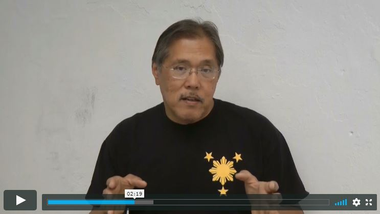 Filipino Boxing Grandmaster Rene Latosa